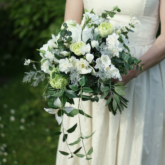 Extra large free-form bouquet