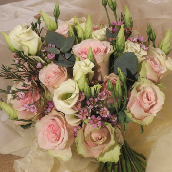 Original pink bouquet