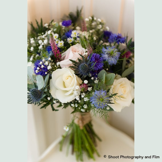 Original mixed flower bouquet