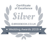 Silver bridebook award