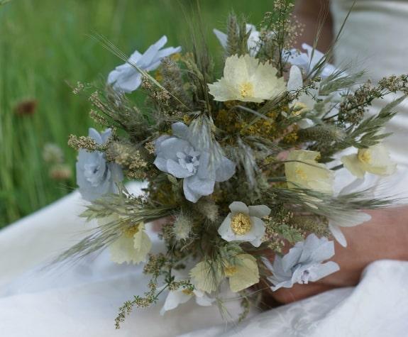 summer meadow bouquet